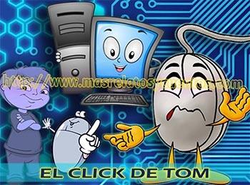 Cuento Imaginario Corto - El Clic de Tom