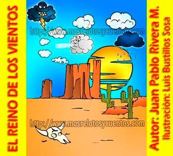 Cuento Sobre el Medio Ambiente Corto - El Reino de los Vientos