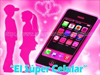 Cuentos Para Jóvenes - El Súper Celular