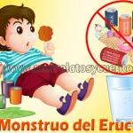 El Monstruo del Eructo - Masrelatosycuentos.com
