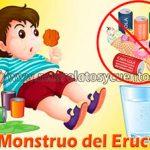 Un Cuento Infantil - El Monstruo del Eructo