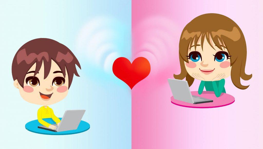 Amor por Internet - Historias de Amor